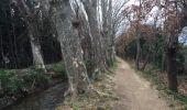 Trail Walk PERPIGNAN - 66 PERPIGNAN - CANOHES par le canal et le ch. des Carlettes - Photo 6