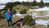 Randonnée Raquettes à neige FONT-ROMEU-ODEILLO-VIA - Autour du refuge de la calme 1 - Photo 1