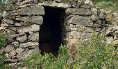 Randonnée Marche AIGUES-VIVES - croix de St Félix boucle pech de agel - Photo 2