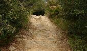 Randonnée Marche AIGUES-VIVES - croix de St Félix boucle pech de agel - Photo 1