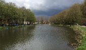 Randonnée Marche Seneffe - BE-Seneffe - Ancien Canal Charleroi - Bruxelles - Château - Photo 1