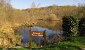 Trail Walk LONGPONT - en forêt de Retz_45_Longpont_la Pierre Fortiere_AR - Photo 60