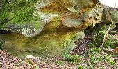 Trail Walk LONGPONT - en forêt de Retz_45_Longpont_la Pierre Fortiere_AR - Photo 103