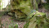 Trail Walk LONGPONT - en forêt de Retz_45_Longpont_la Pierre Fortiere_AR - Photo 104