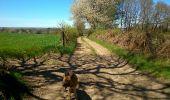 Randonnée Marche SAINT-PRIEST-DES-CHAMPS - La Maziere  - Photo 4
