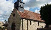Randonnée Marche VILLENEUVE-LA-DONDAGRE - Villages du Gâtinais en Bourgogne - Photo 7