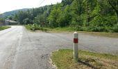 Randonnée Marche ROQUEFIXADE - 02 - ROQUEFIXADE à MONTSEGUR -  Chemin des Bons-Hommes GR107 ou sentier cathare 367 - Photo 9