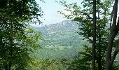Randonnée Marche ROQUEFIXADE - 02 - ROQUEFIXADE à MONTSEGUR -  Chemin des Bons-Hommes GR107 ou sentier cathare 367 - Photo 7