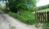 Randonnée Marche ROQUEFIXADE - 02 - ROQUEFIXADE à MONTSEGUR -  Chemin des Bons-Hommes GR107 ou sentier cathare 367 - Photo 6