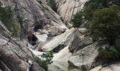 Trail Walk QUENZA - cascade purcaraccia - Photo 1