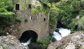 Randonnée Marche SAINT-MAURICE-NAVACELLES - Cirque de Navacelles  - Photo 6