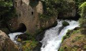 Randonnée Marche SAINT-MAURICE-NAVACELLES - Cirque de Navacelles  - Photo 5