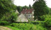 Randonnée Marche PIERREFONDS - en forêt de Compiègne_1_étang de St-Périne_la Michelette - Photo 127