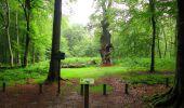Randonnée Marche SAINT-JEAN-AUX-BOIS - en forêt de Compiègne_2_ruines gallo-romaines de Champlieu_les Petits Monts - Photo 260