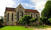 Randonnée Marche SAINT-JEAN-AUX-BOIS - en forêt de Compiègne_2_ruines gallo-romaines de Champlieu_les Petits Monts - Photo 7