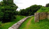 Randonnée Marche SAINT-JEAN-AUX-BOIS - en forêt de Compiègne_2_ruines gallo-romaines de Champlieu_les Petits Monts - Photo 67