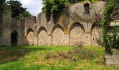Randonnée Marche SAINT-JEAN-AUX-BOIS - en forêt de Compiègne_2_ruines gallo-romaines de Champlieu_les Petits Monts - Photo 84