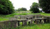 Randonnée Marche SAINT-JEAN-AUX-BOIS - en forêt de Compiègne_2_ruines gallo-romaines de Champlieu_les Petits Monts - Photo 76