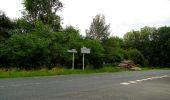 Randonnée Marche SAINT-JEAN-AUX-BOIS - en forêt de Compiègne_2_ruines gallo-romaines de Champlieu_les Petits Monts - Photo 19