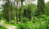 Randonnée Marche SAINT-JEAN-AUX-BOIS - en forêt de Compiègne_2_ruines gallo-romaines de Champlieu_les Petits Monts - Photo 13