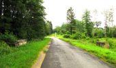 Randonnée Marche SAINT-JEAN-AUX-BOIS - en forêt de Compiègne_2_ruines gallo-romaines de Champlieu_les Petits Monts - Photo 203