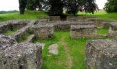 Randonnée Marche SAINT-JEAN-AUX-BOIS - en forêt de Compiègne_2_ruines gallo-romaines de Champlieu_les Petits Monts - Photo 73