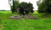 Randonnée Marche SAINT-JEAN-AUX-BOIS - en forêt de Compiègne_2_ruines gallo-romaines de Champlieu_les Petits Monts - Photo 71