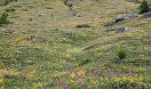 Randonnée Marche ABRIES - col d'Urine et Maït d'Amunt - Photo 6