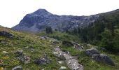 Randonnée Marche ABRIES - col d'Urine et Maït d'Amunt - Photo 5