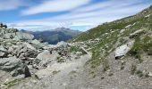 Randonnée Marche ABRIES - col d'Urine et Maït d'Amunt - Photo 3