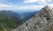 Randonnée Marche ABRIES - col d'Urine et Maït d'Amunt - Photo 1