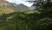 Randonnée Marche ABRIES - col d'Urine et Maït d'Amunt - Photo 9