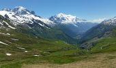 Randonnée Marche CHAMONIX-MONT-BLANC - TMB J1 MONTROC -TRIENT - Photo 3