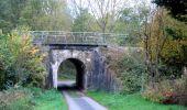 Randonnée Marche LONGPONT - en forêt de Retz_49_Longpont_ étangs de Javage_AR - Photo 13