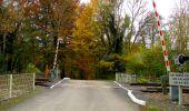 Randonnée Marche LONGPONT - en forêt de Retz_49_Longpont_ étangs de Javage_AR - Photo 2