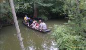 Randonnée Marche DAMVIX - Danvix (avec barque à chaine) - Photo 7