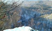 Randonnée Raquettes à neige Florenville - Les Epioux - La Roche du Chat - Photo 3