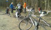 Trail Cycle Wezembeek-Oppem - Fietsographes Tervuren Leuven Tervuren 01/2017 - Photo 1