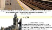 Trail Other activity MULHOUSE - Grand Est - Ligne 4 - Paris Mulhouse (section de :Montreux-Vieux à Mulhouse) - Photo 13