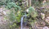 Randonnée A pied ROCLES - 07 Mont AIGU  04-04-17 - Photo 4