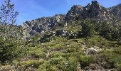 Randonnée A pied ROCLES - 07 Mont AIGU  04-04-17 - Photo 2