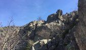 Randonnée A pied ROCLES - 07 Mont AIGU  04-04-17 - Photo 19