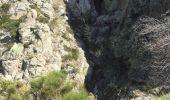 Randonnée A pied ROCLES - 07 Mont AIGU  04-04-17 - Photo 17