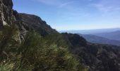 Randonnée A pied ROCLES - 07 Mont AIGU  04-04-17 - Photo 16