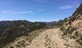 Randonnée A pied ROCLES - 07 Mont AIGU  04-04-17 - Photo 13