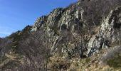 Randonnée A pied ROCLES - 07 Mont AIGU  04-04-17 - Photo 12