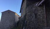 Randonnée A pied ROCLES - 07 Mont AIGU  04-04-17 - Photo 7