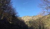 Randonnée A pied ROCLES - 07 Mont AIGU  04-04-17 - Photo 5