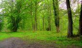 Randonnée Marche LONGPONT - en foret de Retz_54_Longpont_étang de Fleury_AR - Photo 1