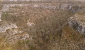 Randonnée Marche GRAMAT - moulins de Saut et tourneseille - Photo 5